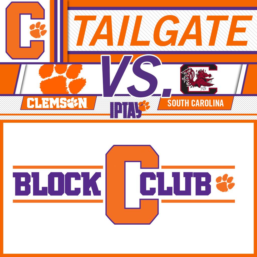 Block C Club Tailgate Set For This Saturday!