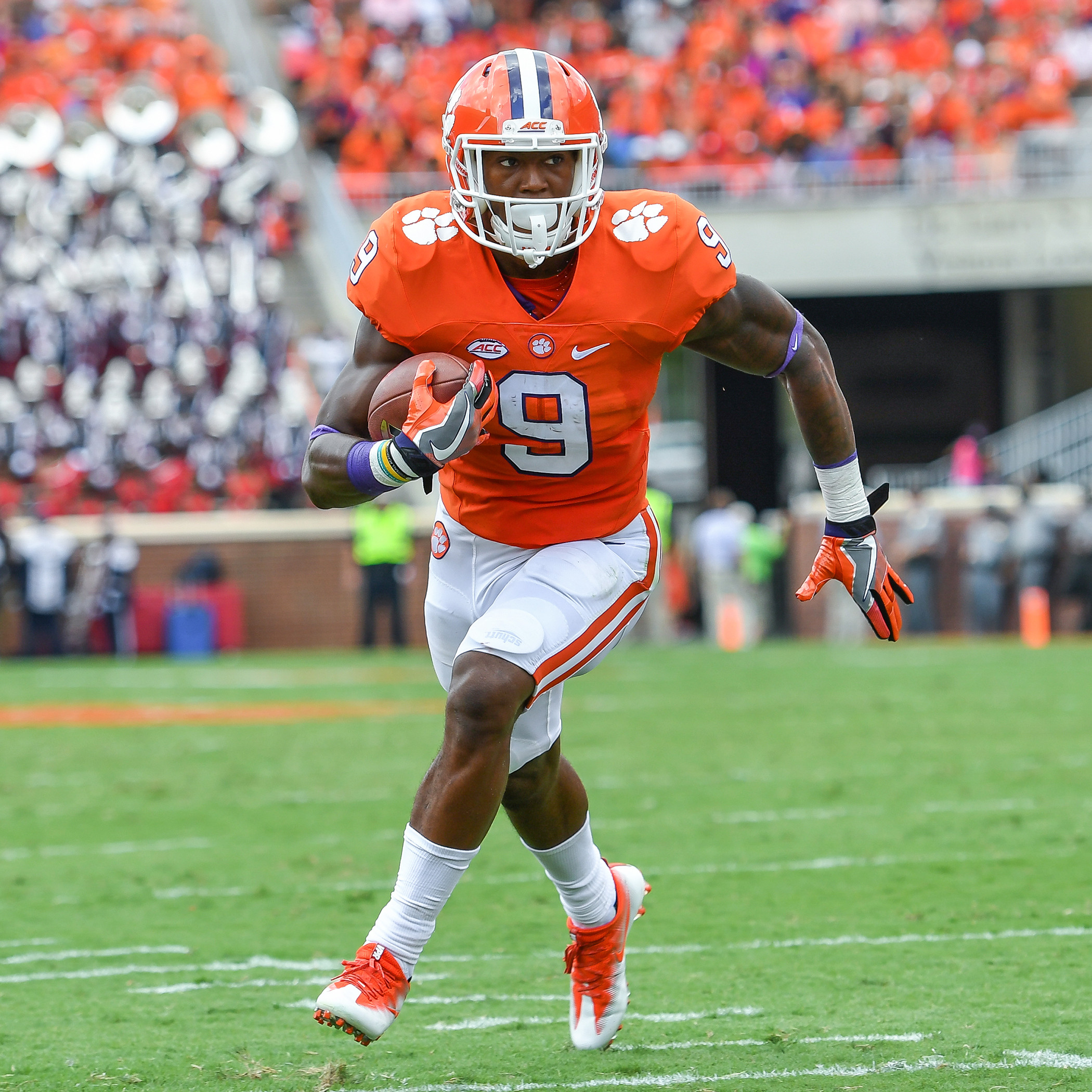 Clemson Finishes with Six Drafted Players