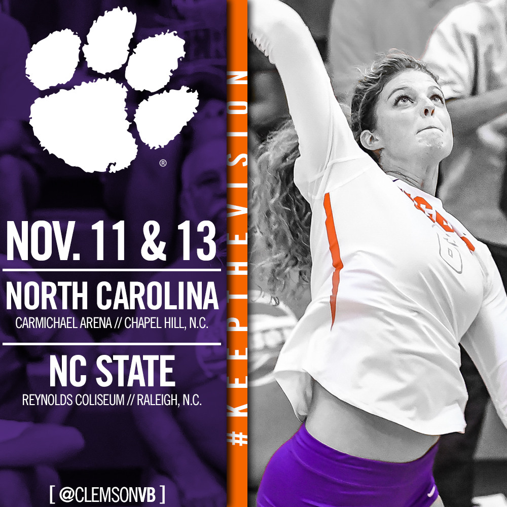 Tigers Set For Two Tests In North Carolina