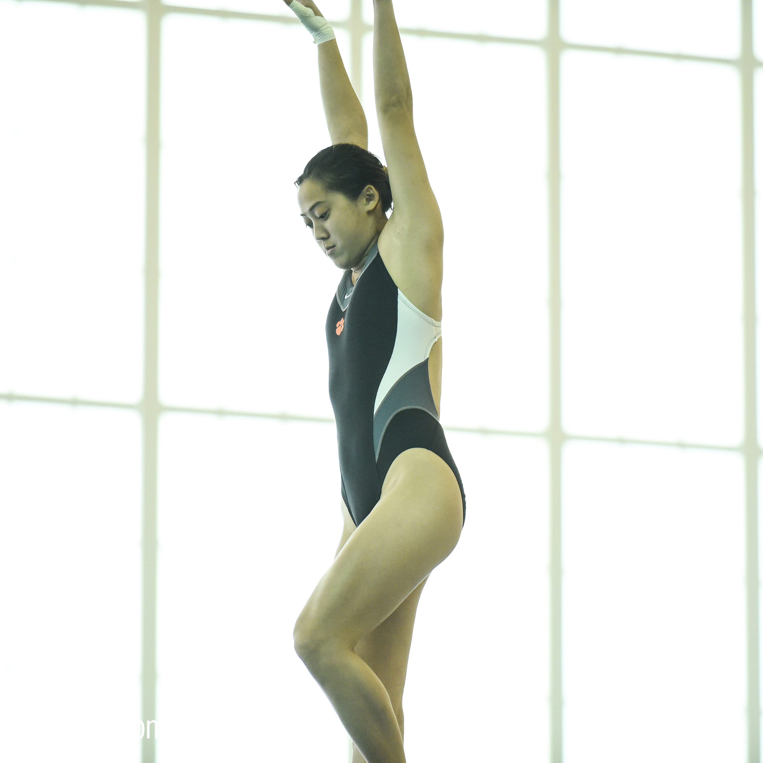 Lim Shines as Diving Competes at GT and VT Invitationals