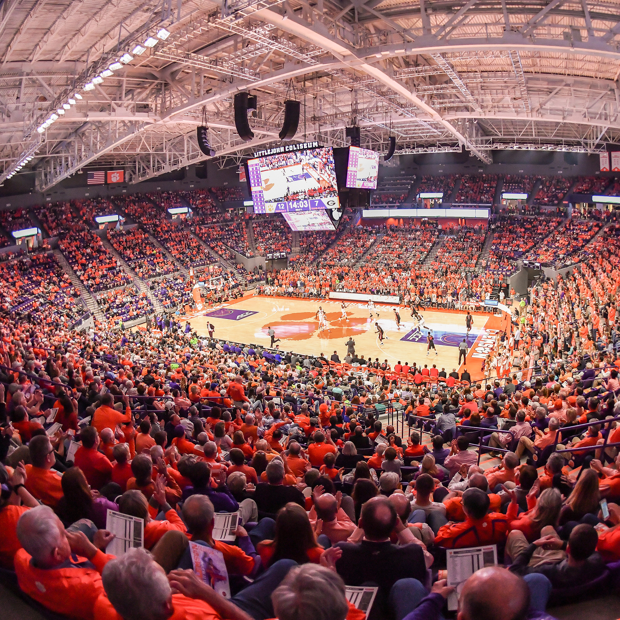 Commitment To Basketball Clemson Tigers Official Athletics Site