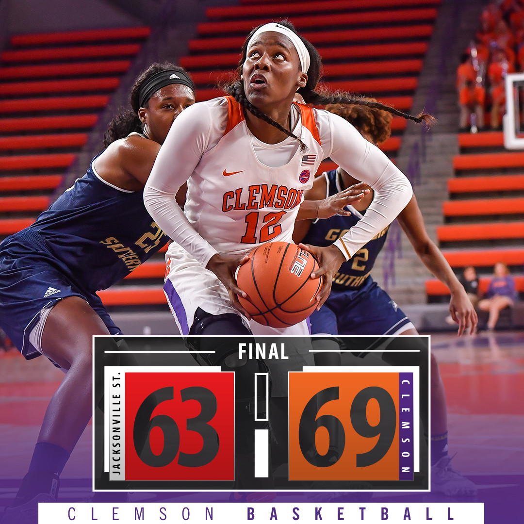 Fourth-Quarter Comeback Effort Lifts Tigers to Road Win Over Jacksonville State