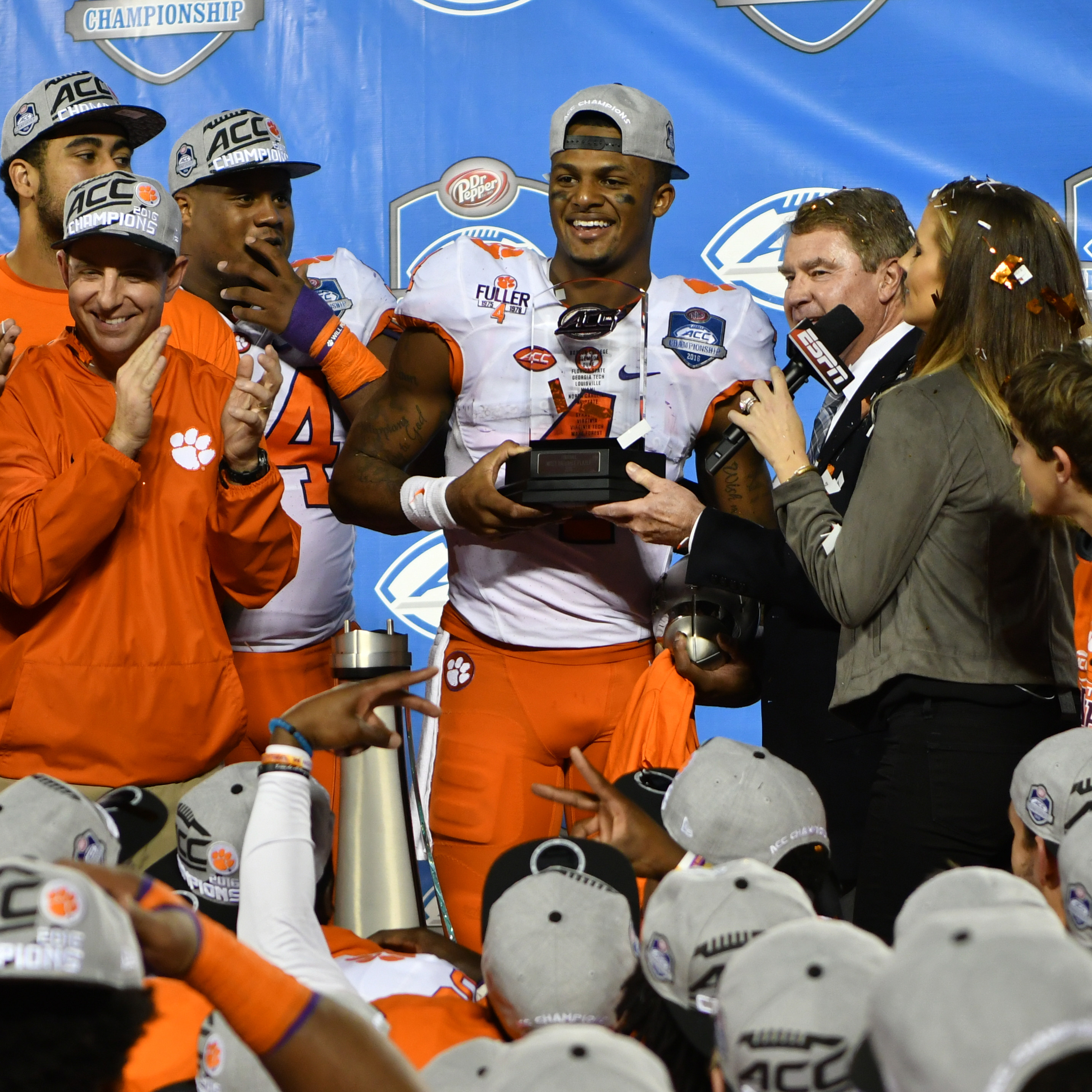 Tigers Claim ACC Crown