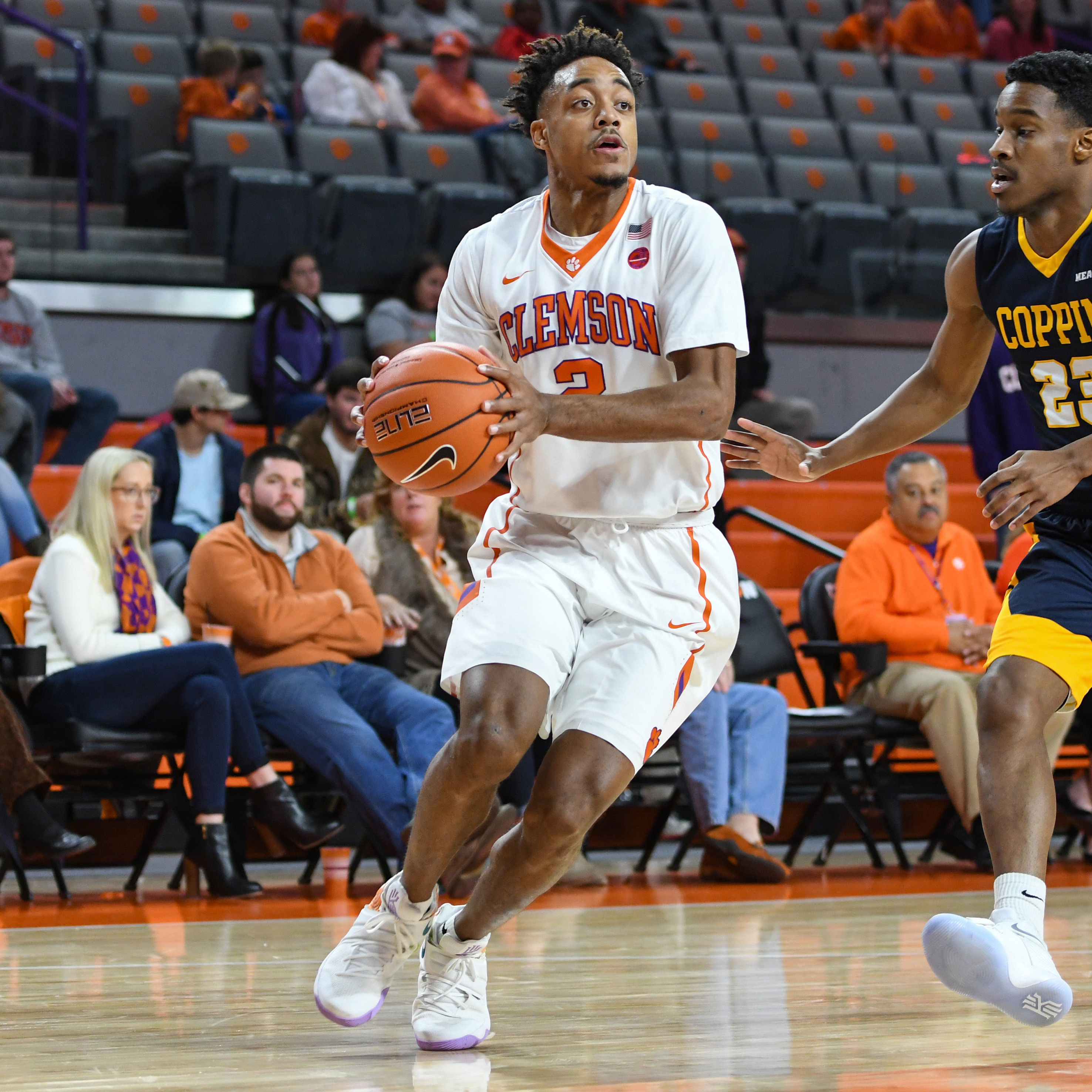 Clemson Falls at No. 11 Louisville