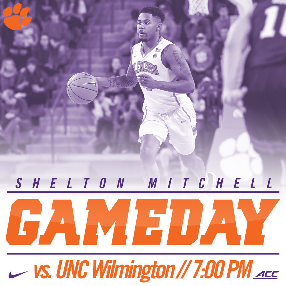 Tigers Face Final Non-Conference Foe in UNC Wilmington