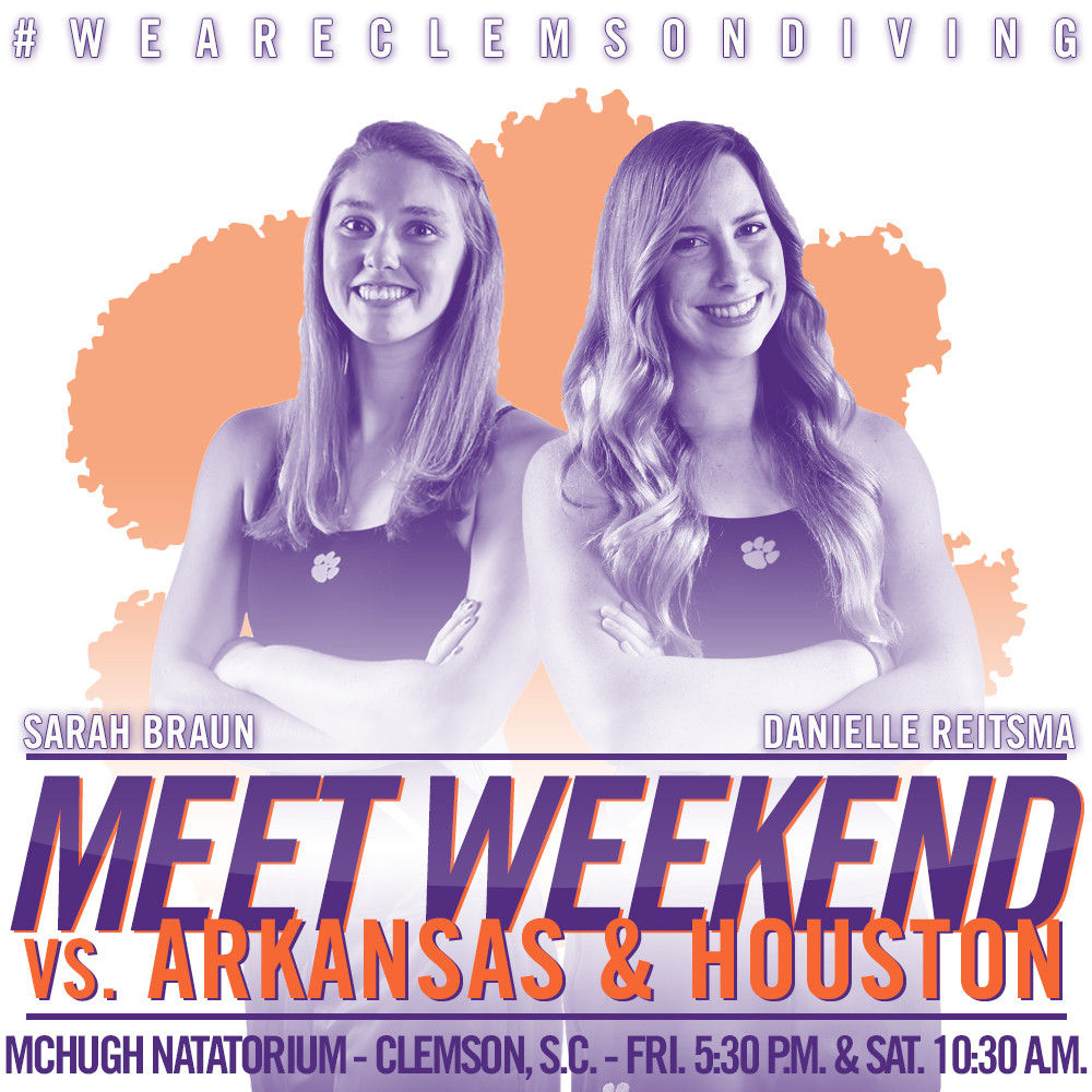 Tigers Host Arkansas and Houston for Senior Day Meet