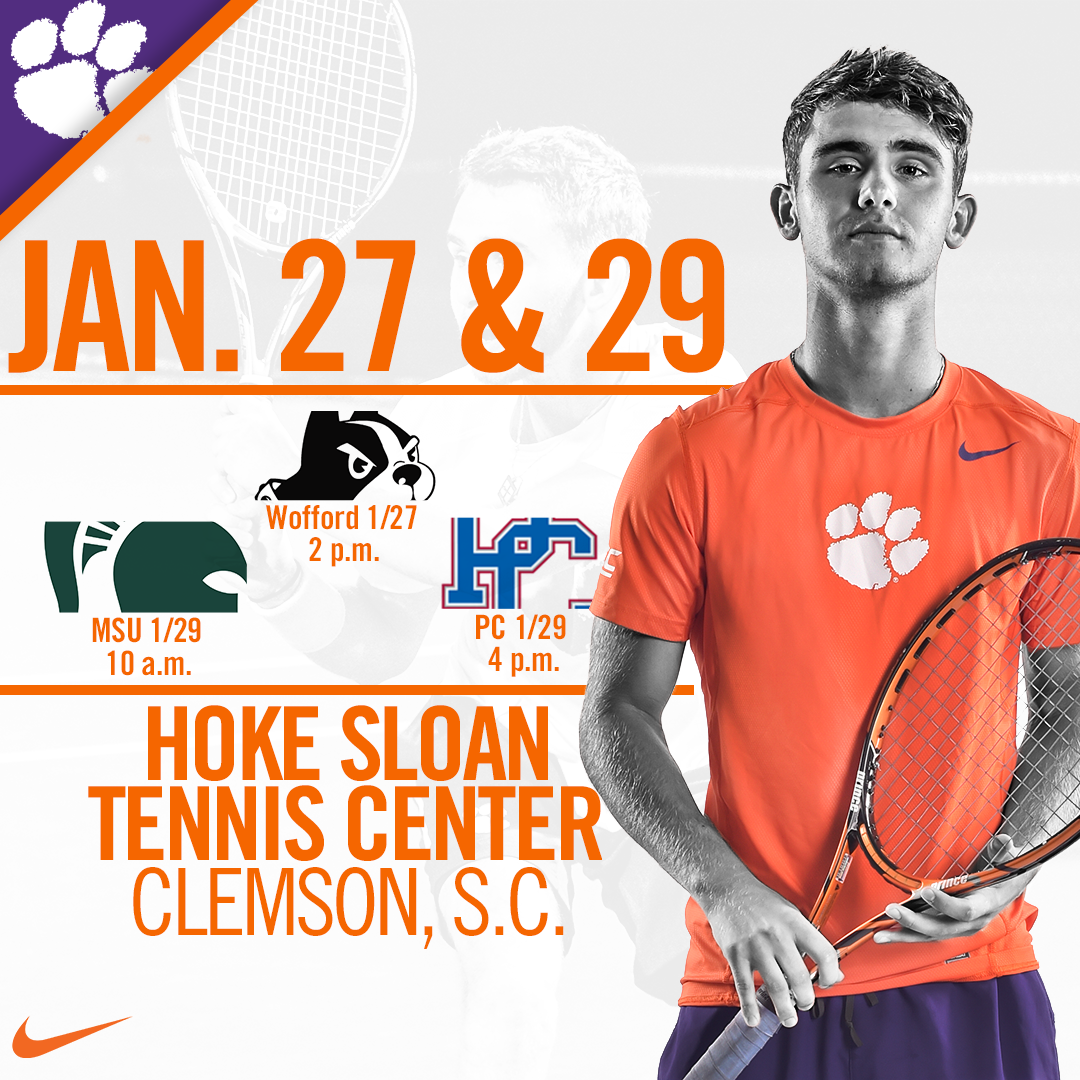 Clemson Looks to Continue Strong Start Friday and Sunday