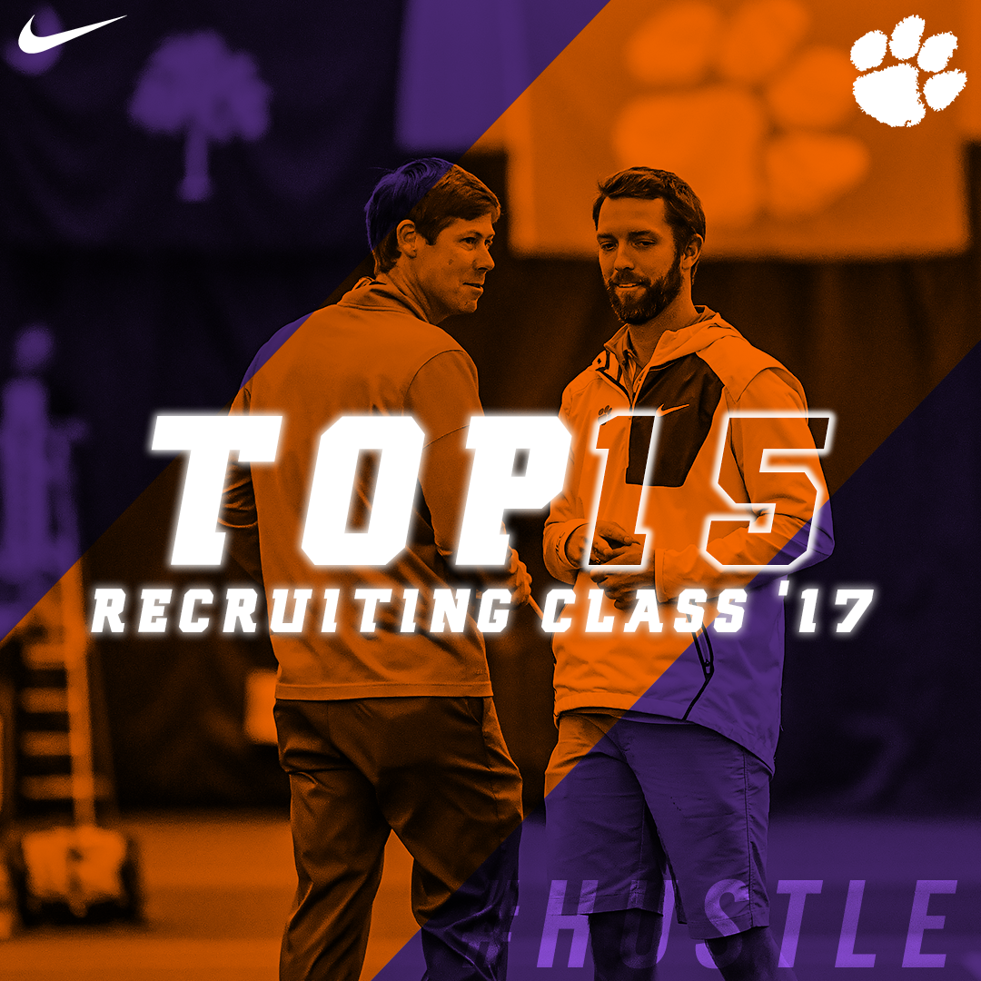 Tigers' 2017 Recruiting Class Ranked in Top 15