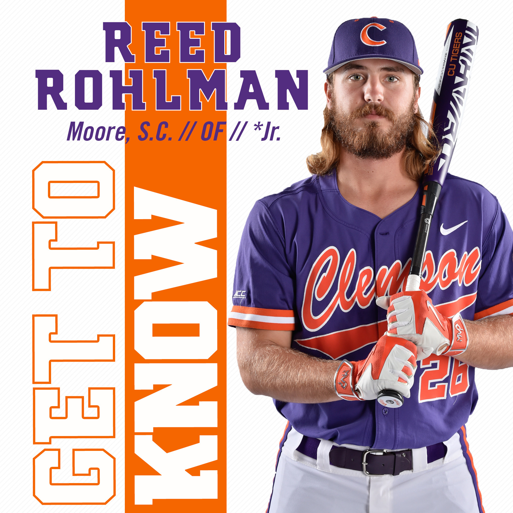 Get To Know Reed Rohlman
