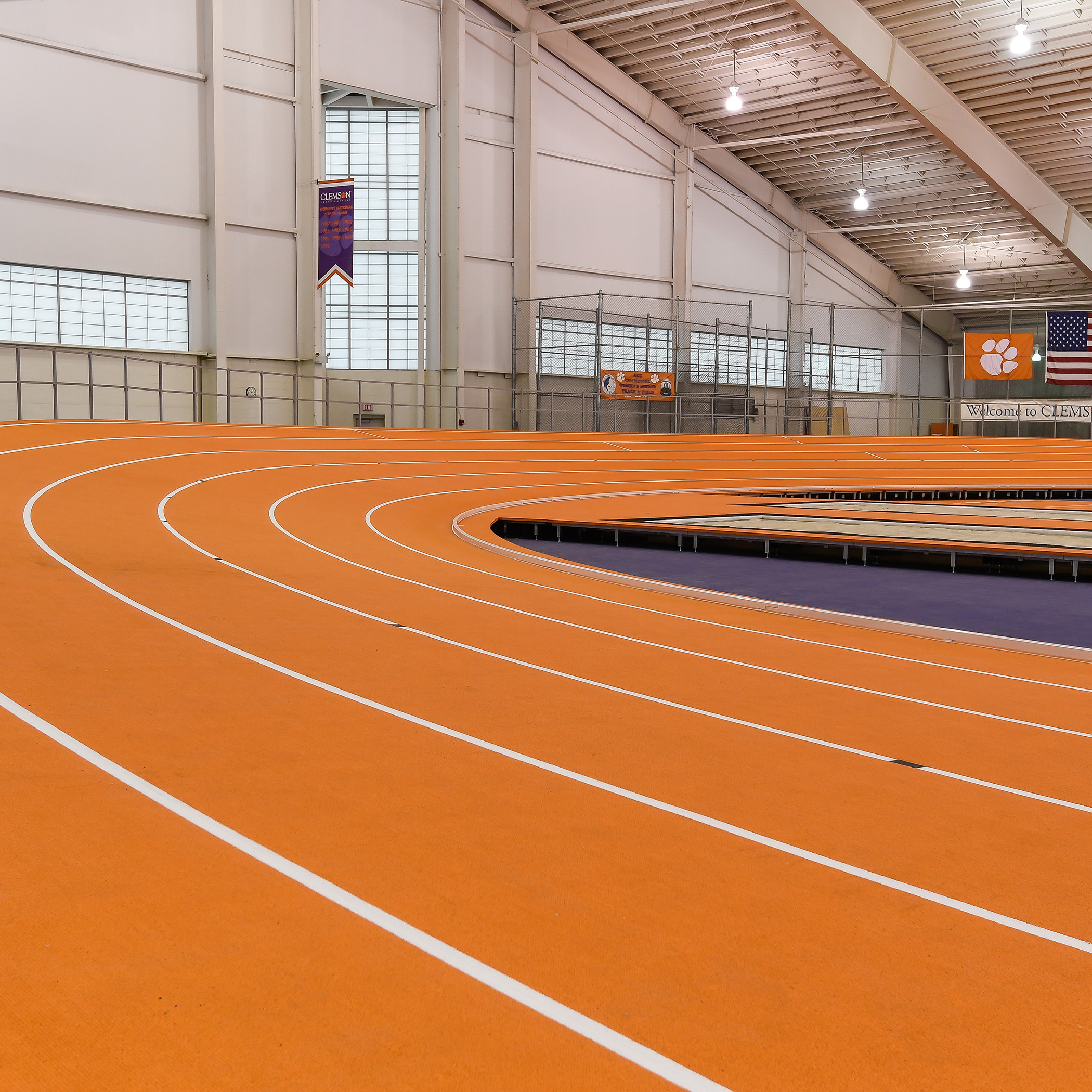 Fast Times Await Indoor Track