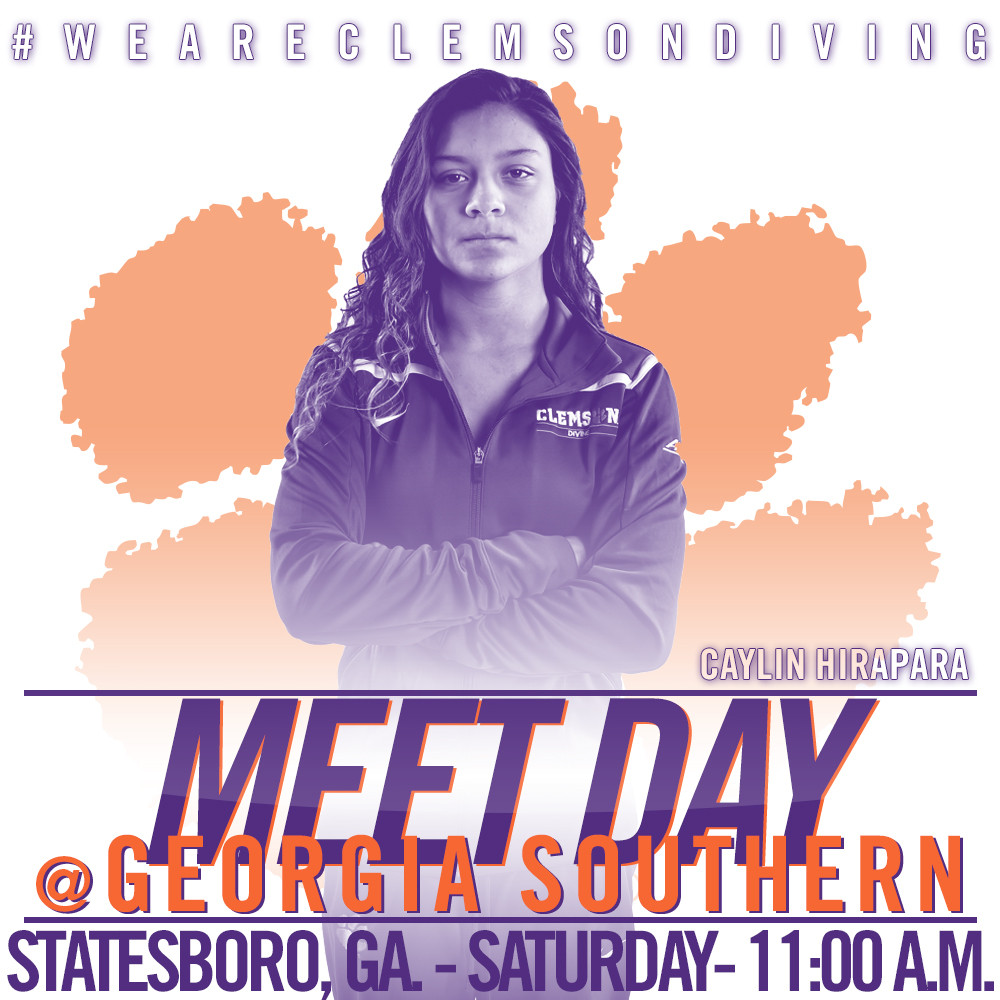 Tigers Travel to Georgia Southern for Dual Meet