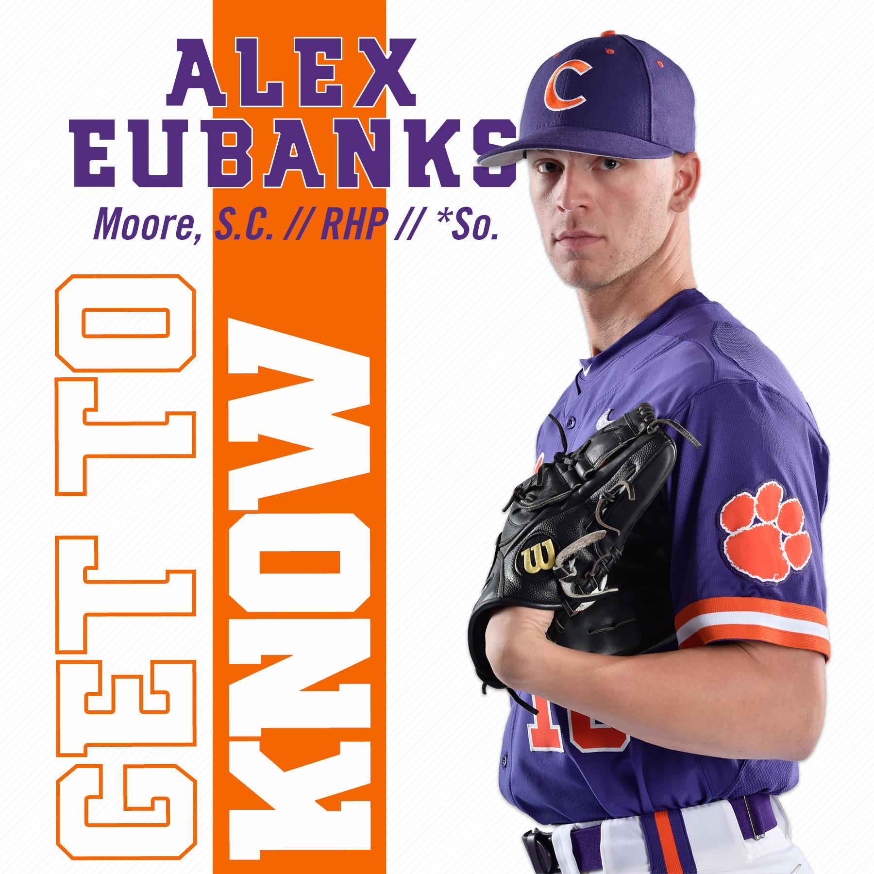 Get To Know Alex Eubanks