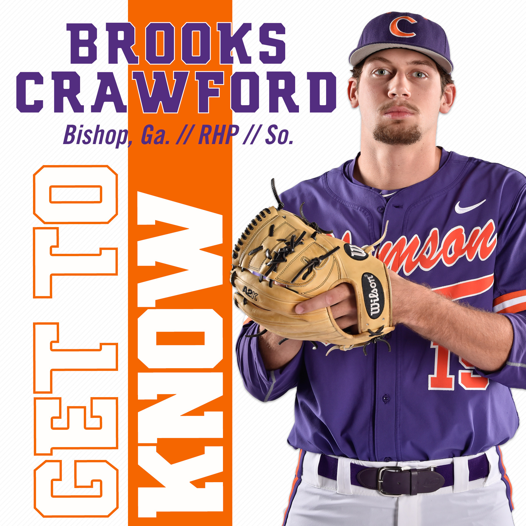 Get To Know Brooks Crawford
