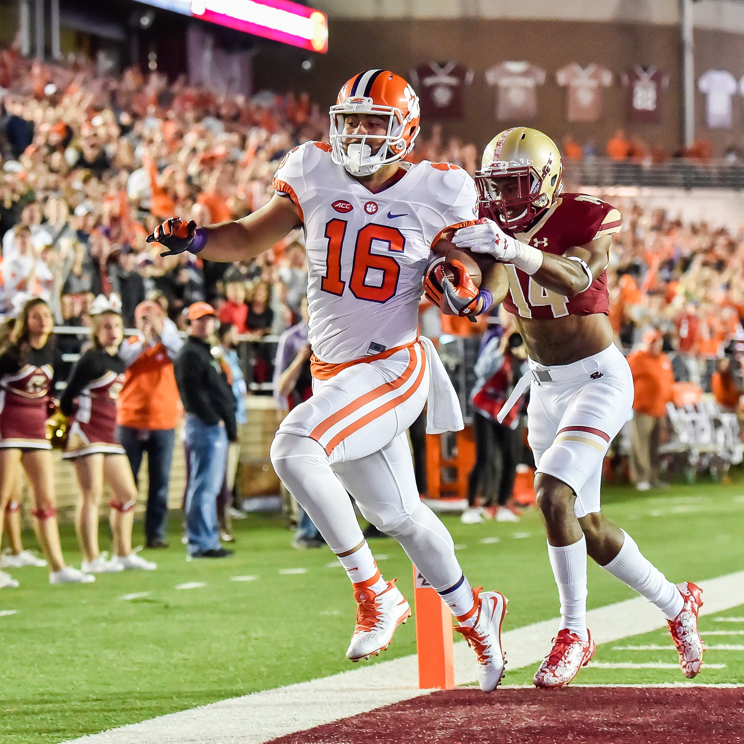 Draft Watch: Jordan Leggett