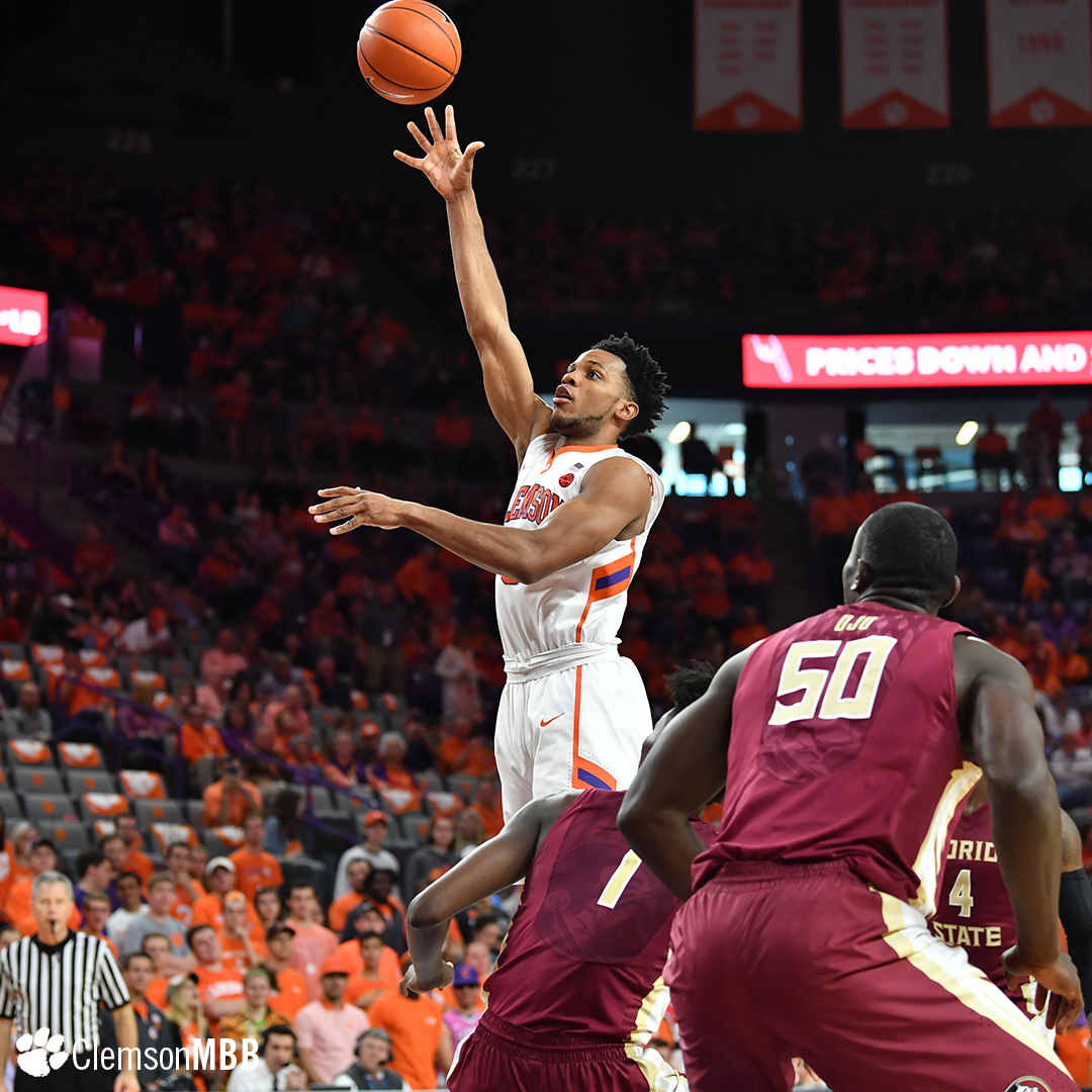 Tigers Fall to No. 19 FSU, 76-74