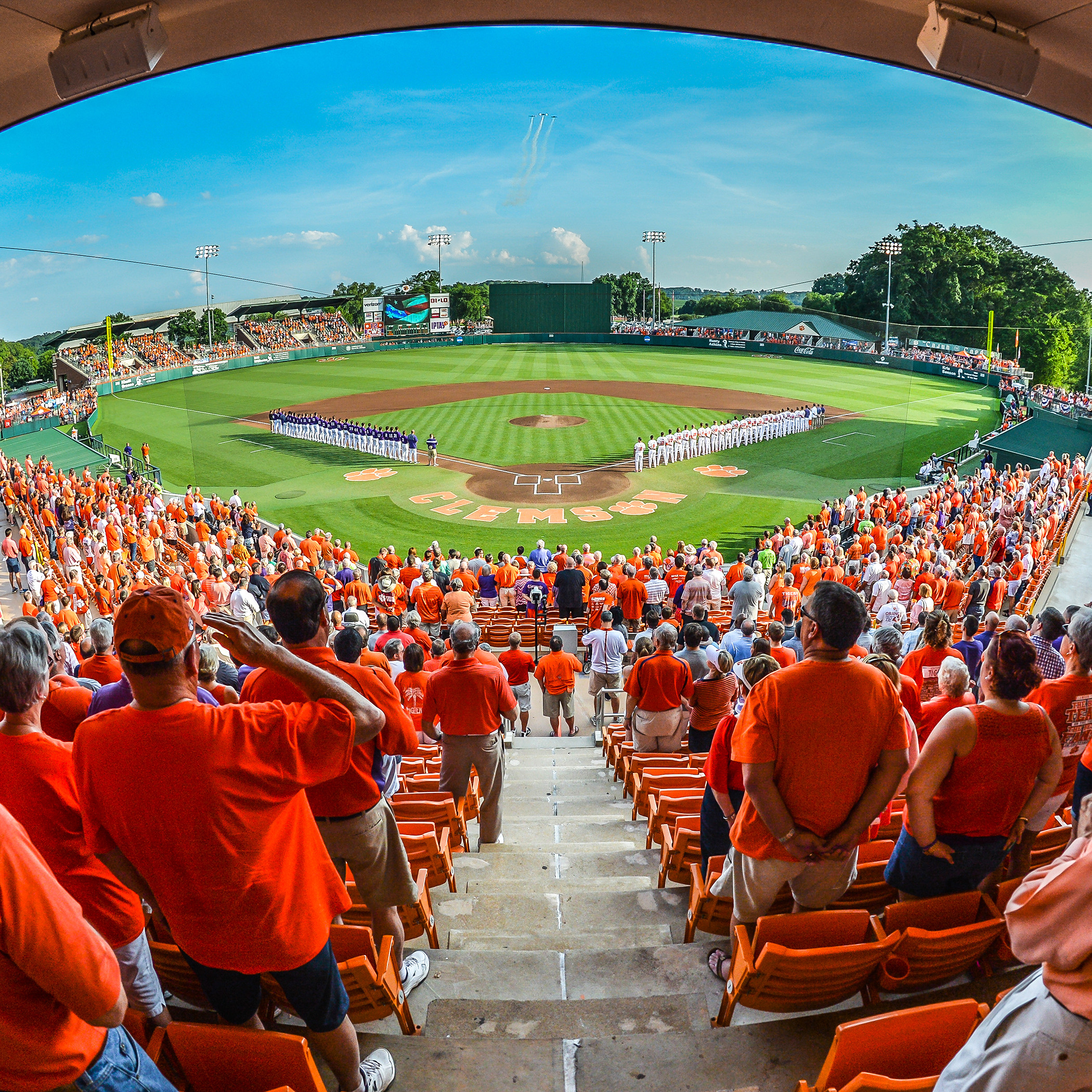 Tigers Open With Wright State