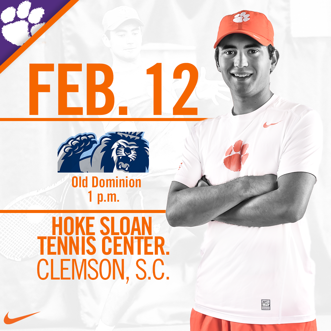 Clemson Looks to Bounce Back Against Old Dominion