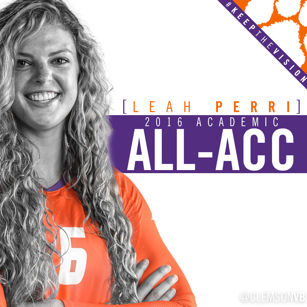 Perri Claims Final ACC Accolade