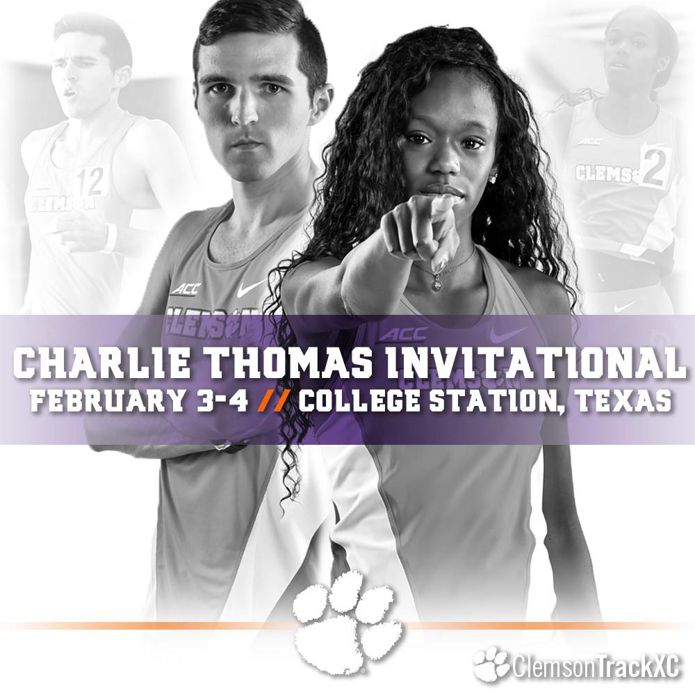Clemson Takes On Charlie Thomas Invitational