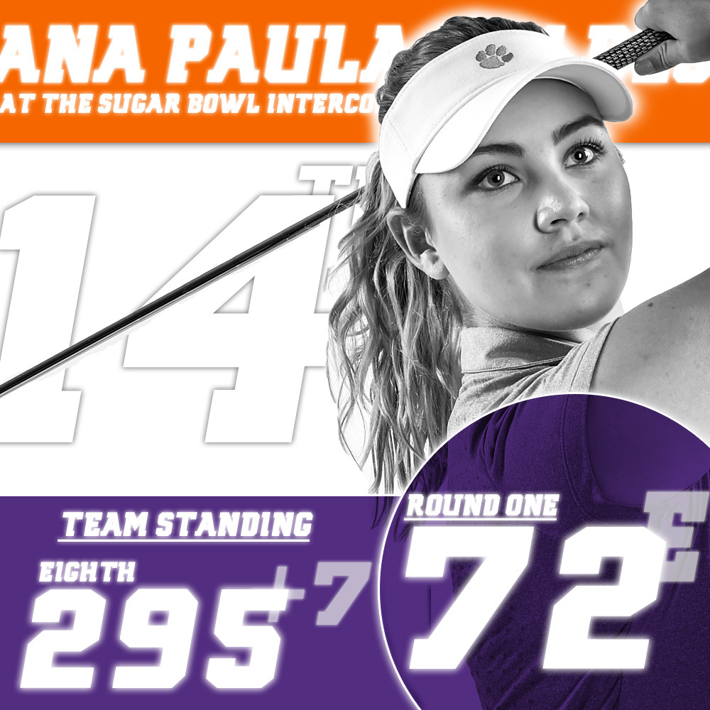 Tigers in Eighth Place after First Round at Sugar Bowl