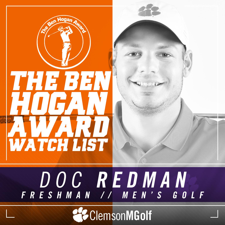Redman Named to Hogan Watch List