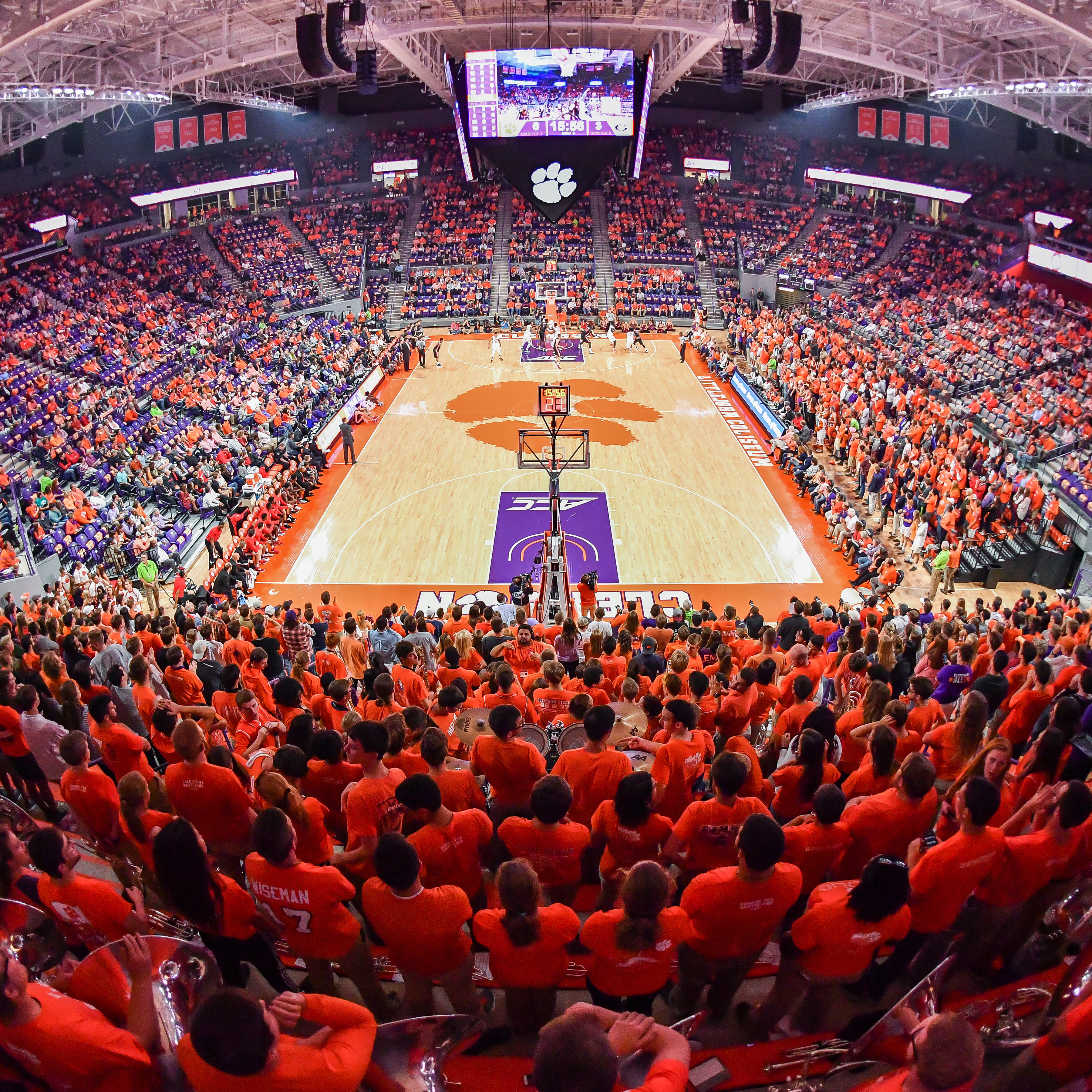 Clemson-FSU Officially Sold Out