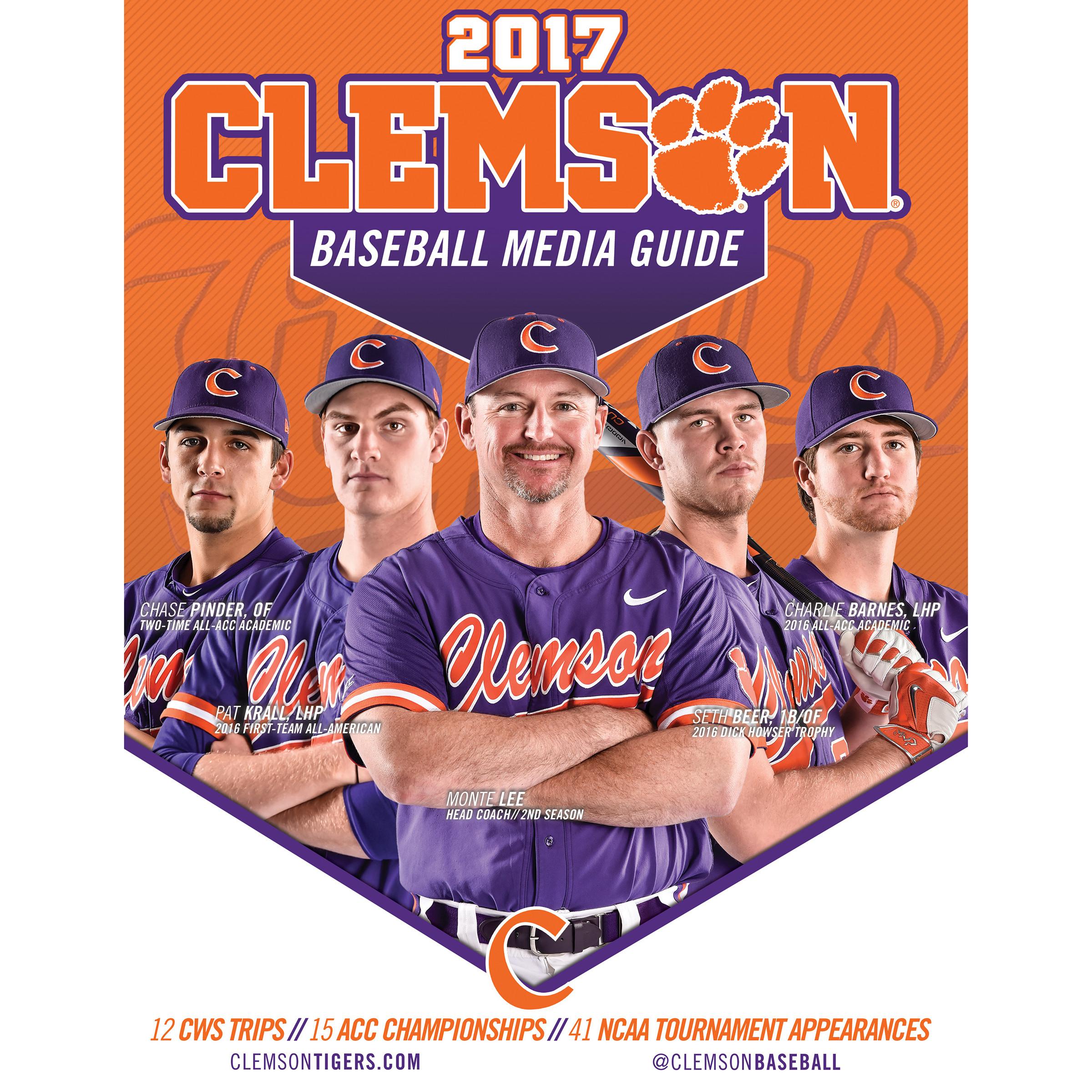 2017 Baseball Media Guide