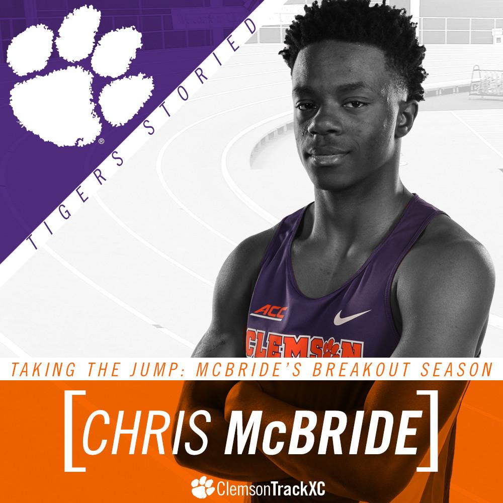 Taking the Jump: McBride's Breakout Season
