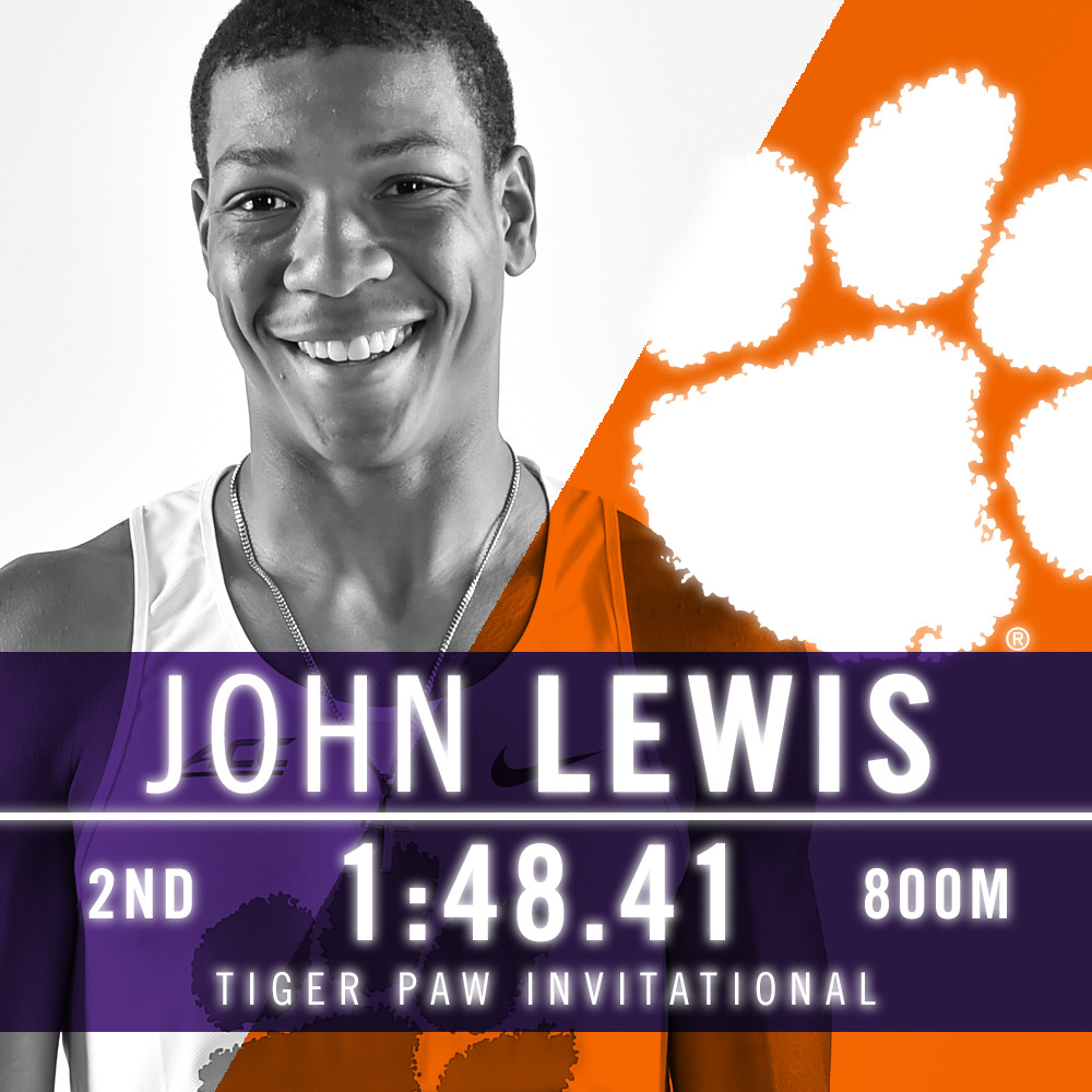 Clemson Finishes Strong In Tiger Paw Invitational