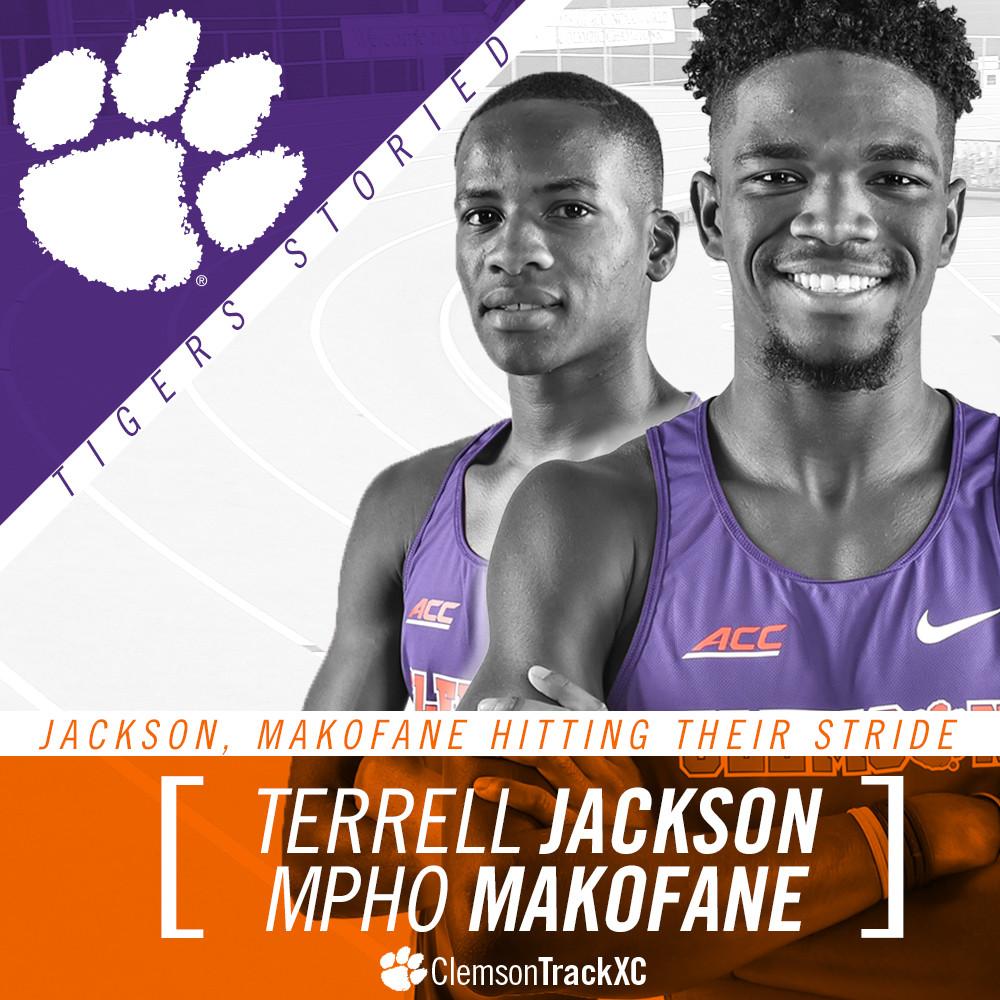 Jackson, Makofane Hitting Their Stride