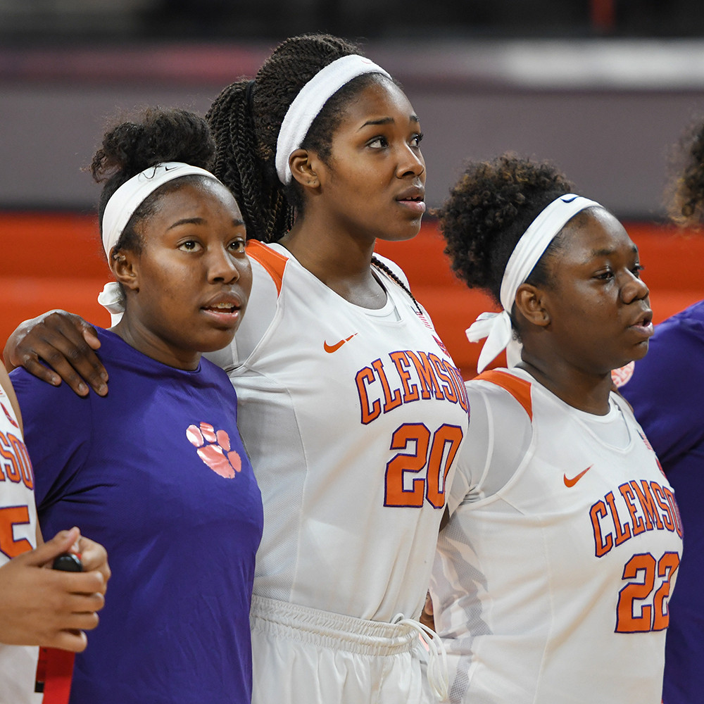 Clemson Falls to No. 16/17 Miami in Coral Gables Sunday