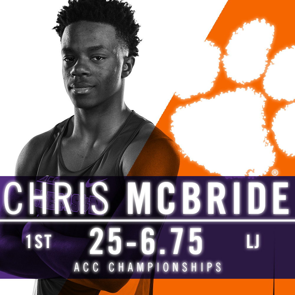 McBride Claims First ACC Title
