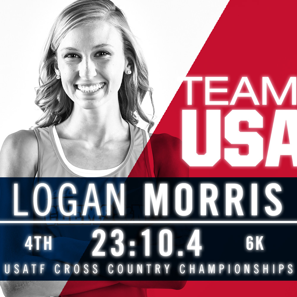 Logan Morris Qualifies For Team USA