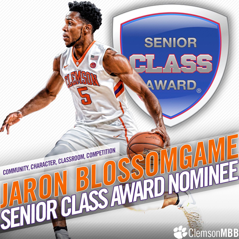 Blossomgame Finalist for Senior CLASS Award