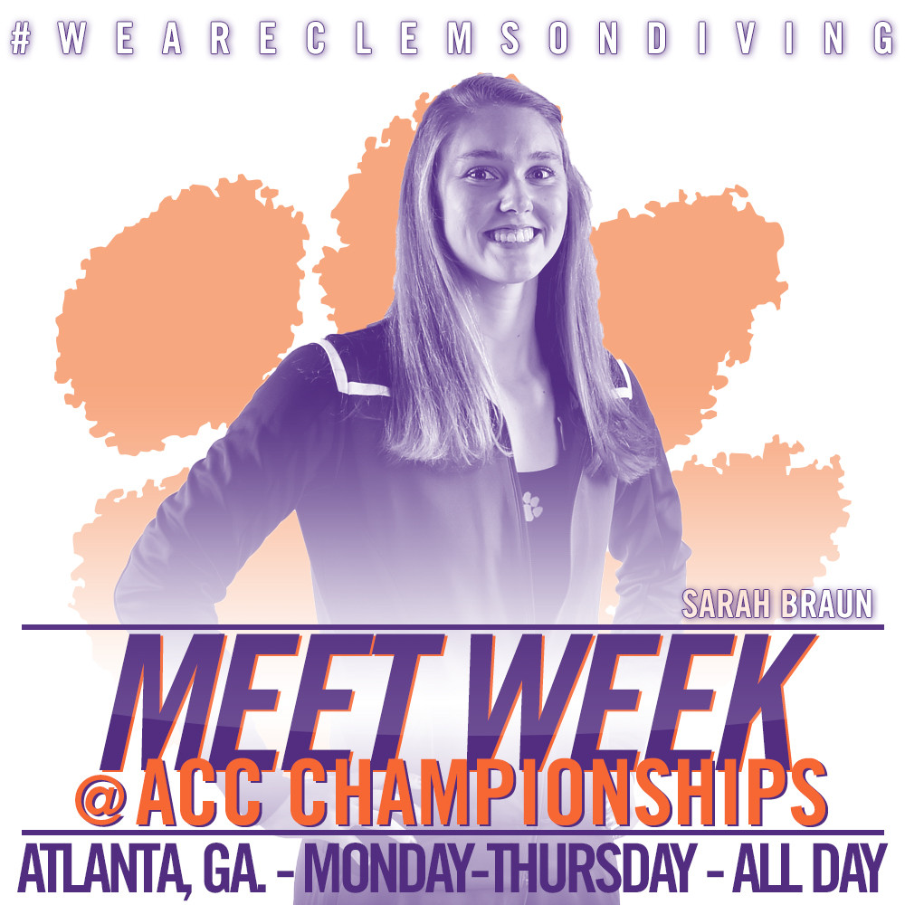Tigers Set To Compete In ACC Championships