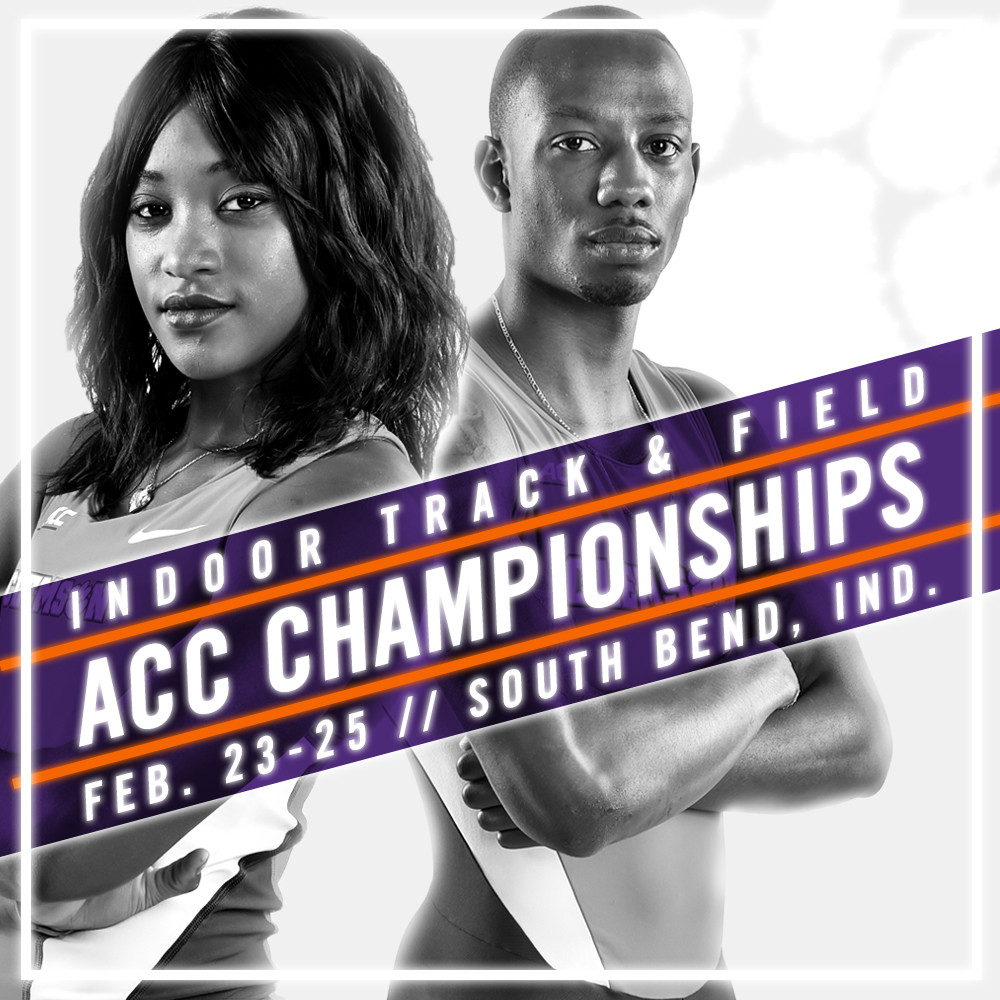 Tigers Head to ACC Indoors