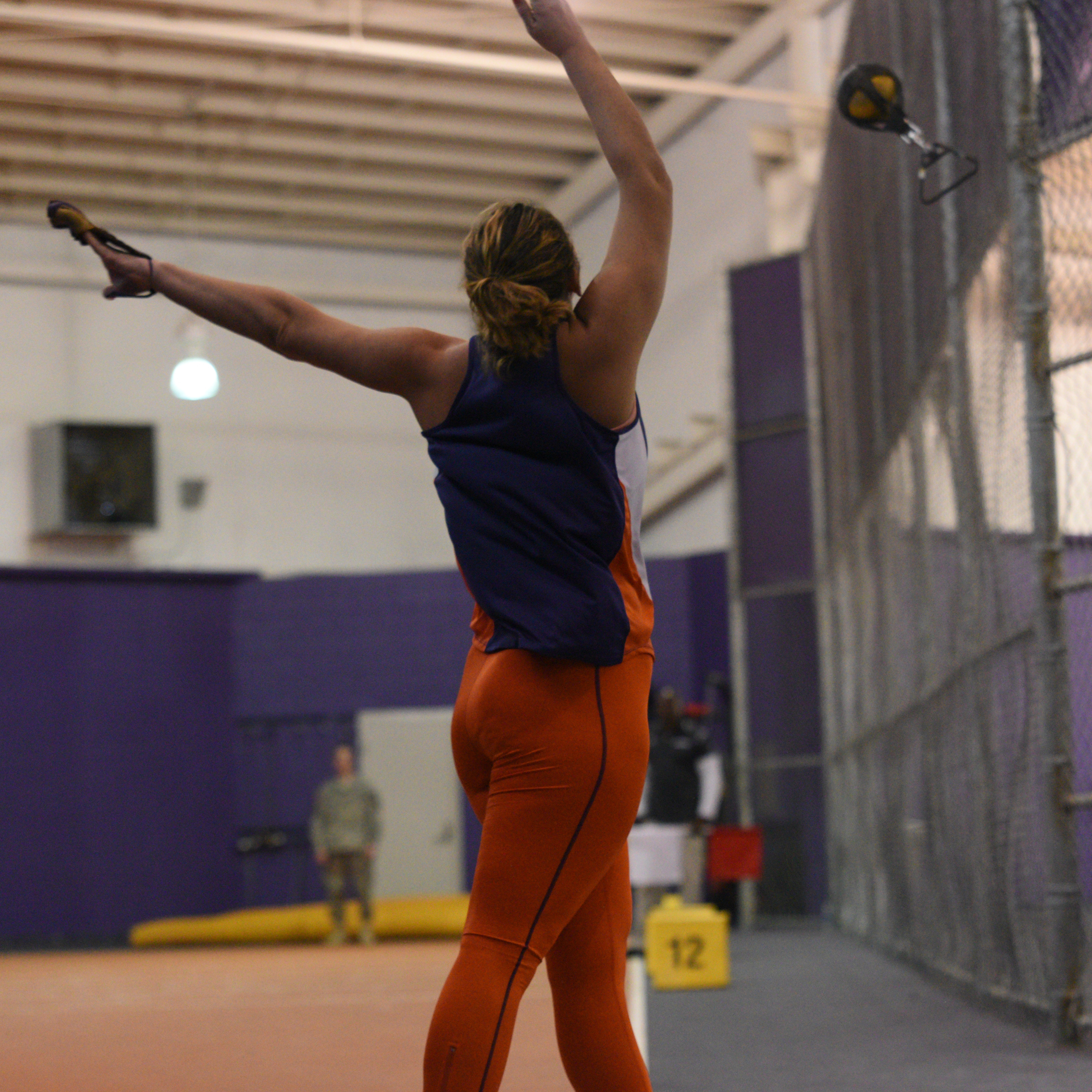 Borriello Highlights Six Personal Bests In Tiger Tuneup