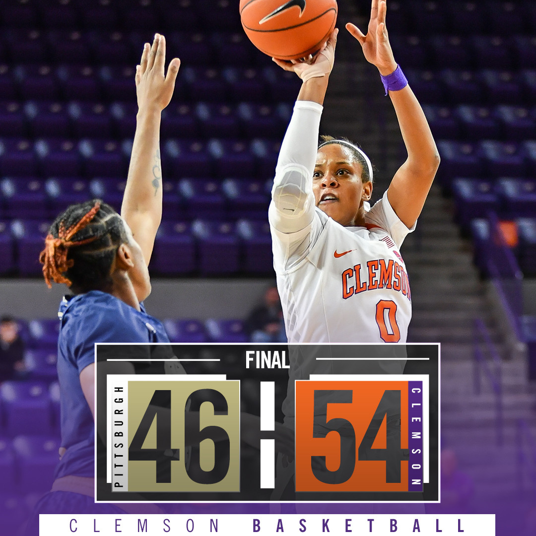 Defense Earns Clemson Road Win at Pittsburgh Thursday