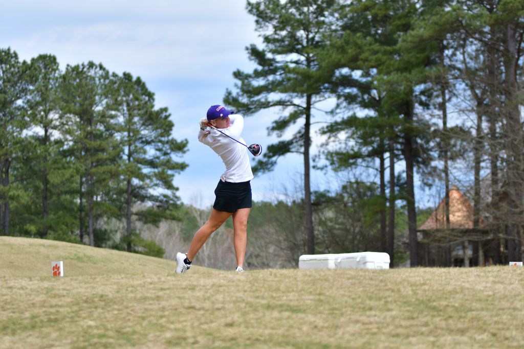 Tigers Finish Tied for 11th at the Mason Rudolph Championship