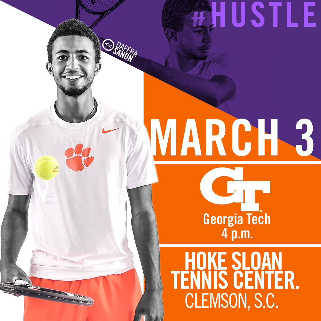 Clemson Hosts No. 12 Georgia Tech