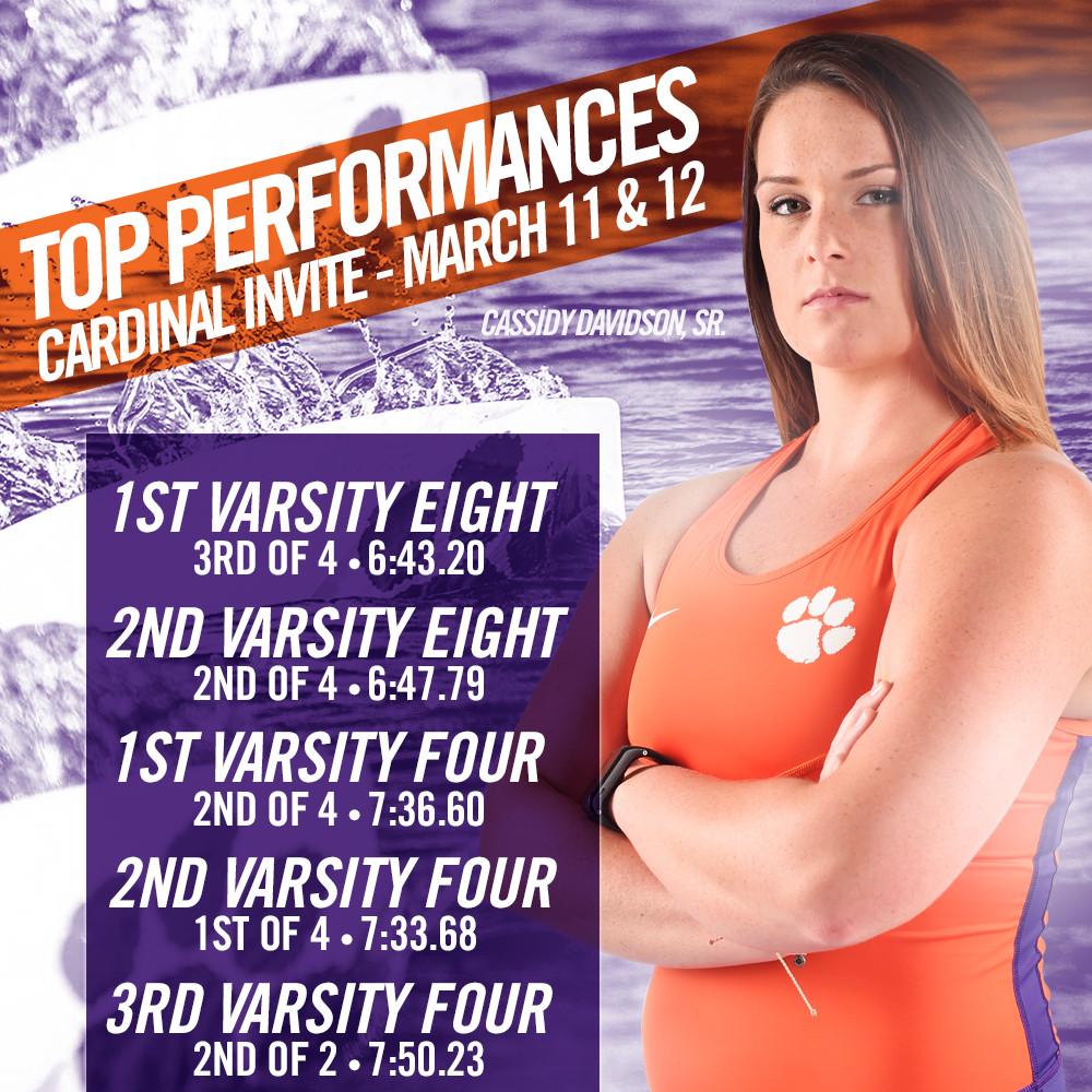 Tigers Open Spring Rowing Season