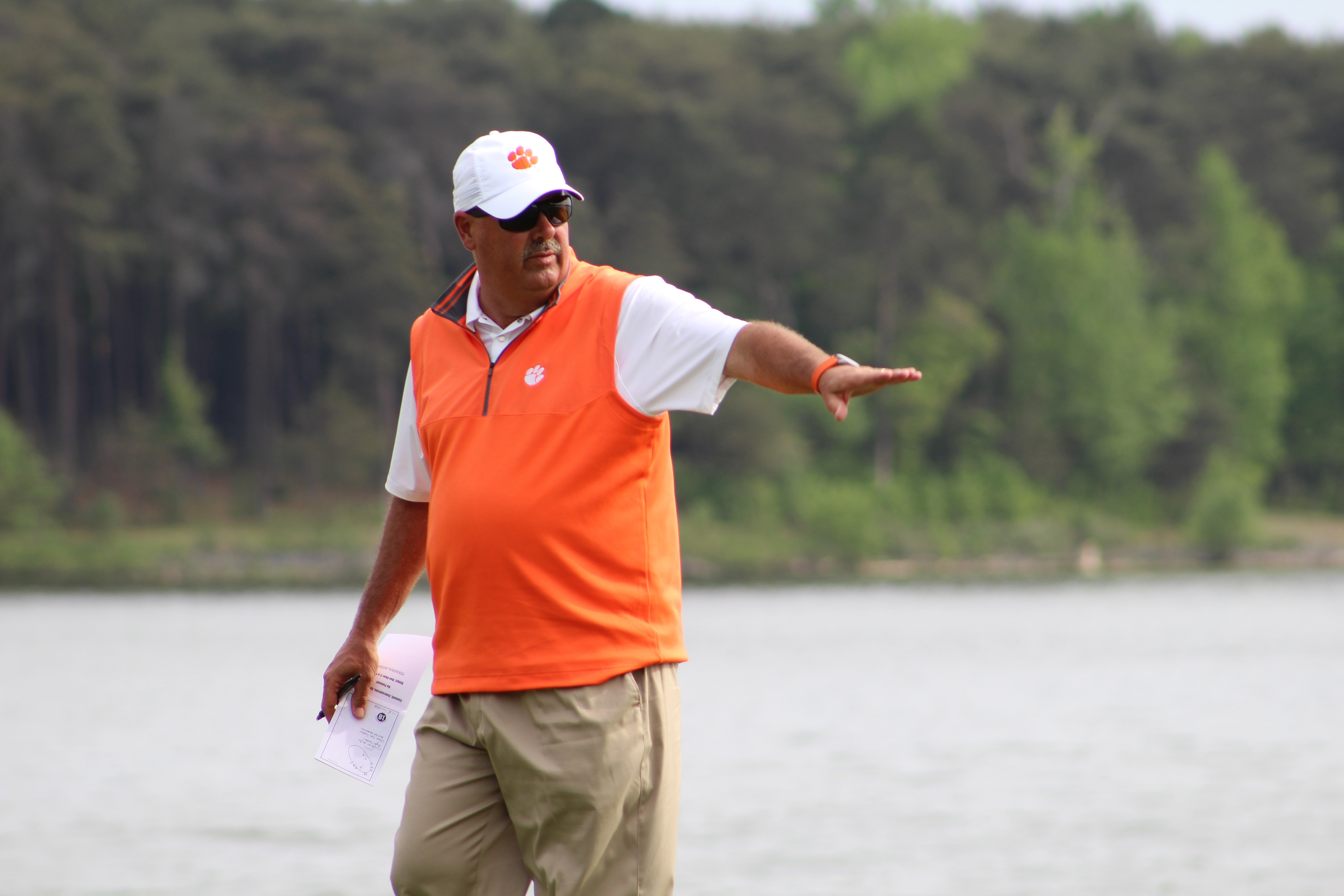 Clemson Selected for NCAA Golf Tournament for 36th Straight Year
