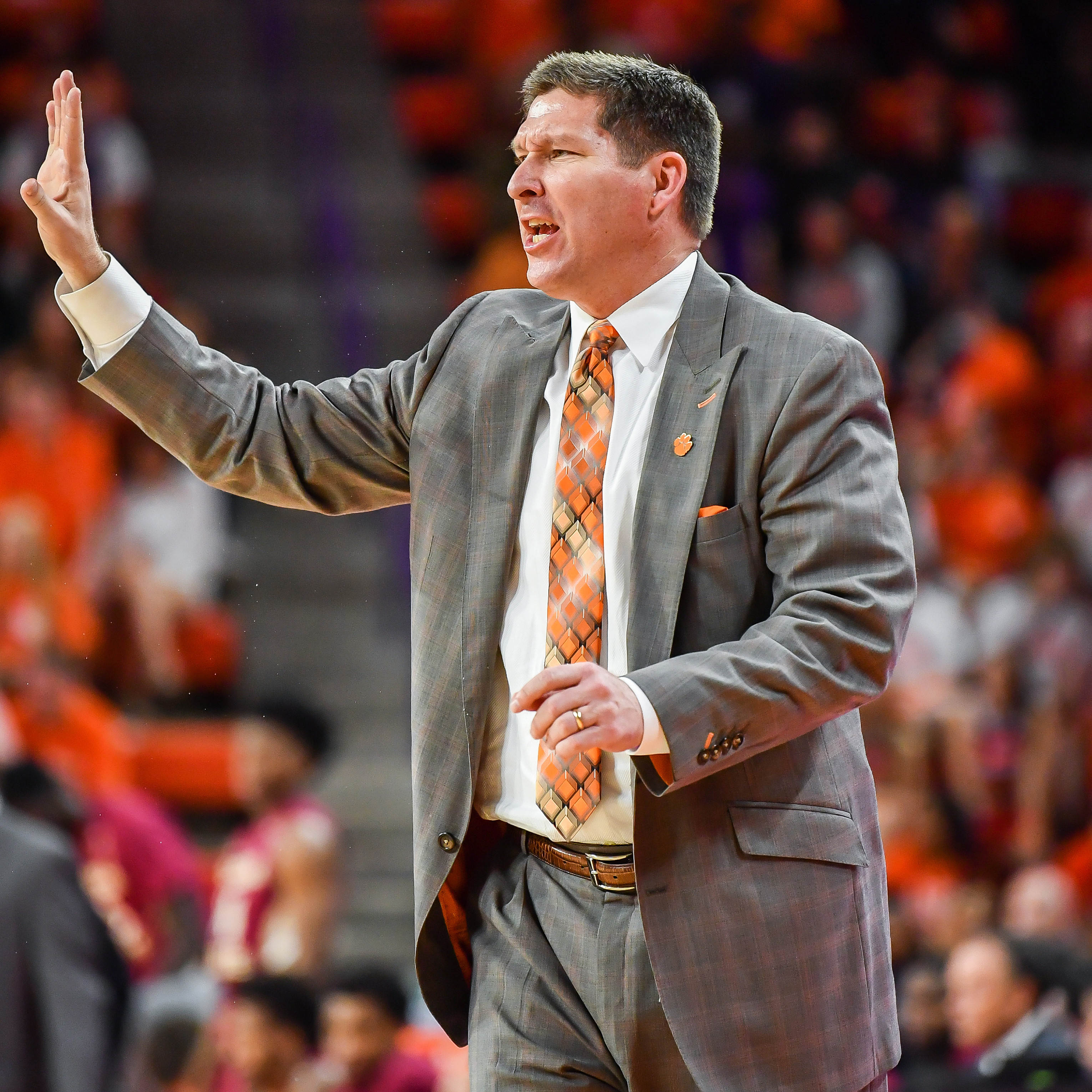 Tigers Face NC State in ACC Tourney