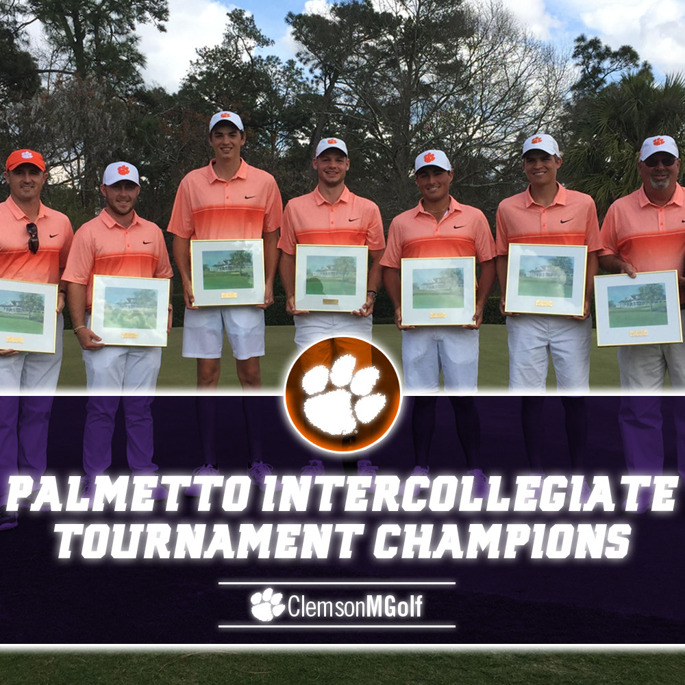 Clemson Wins Record Third Straight Tournament