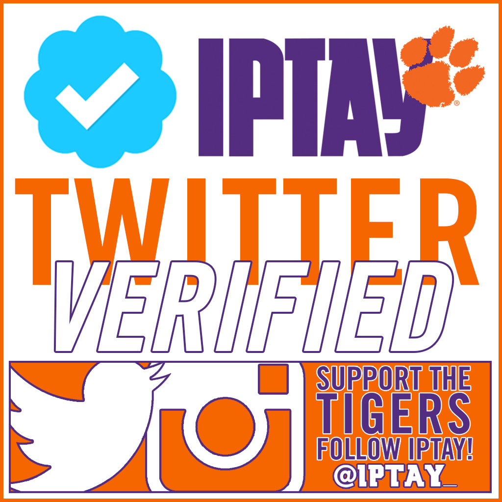 IPTAY's Flagship Twitter Account @IPTAY_ Earns Verified Status