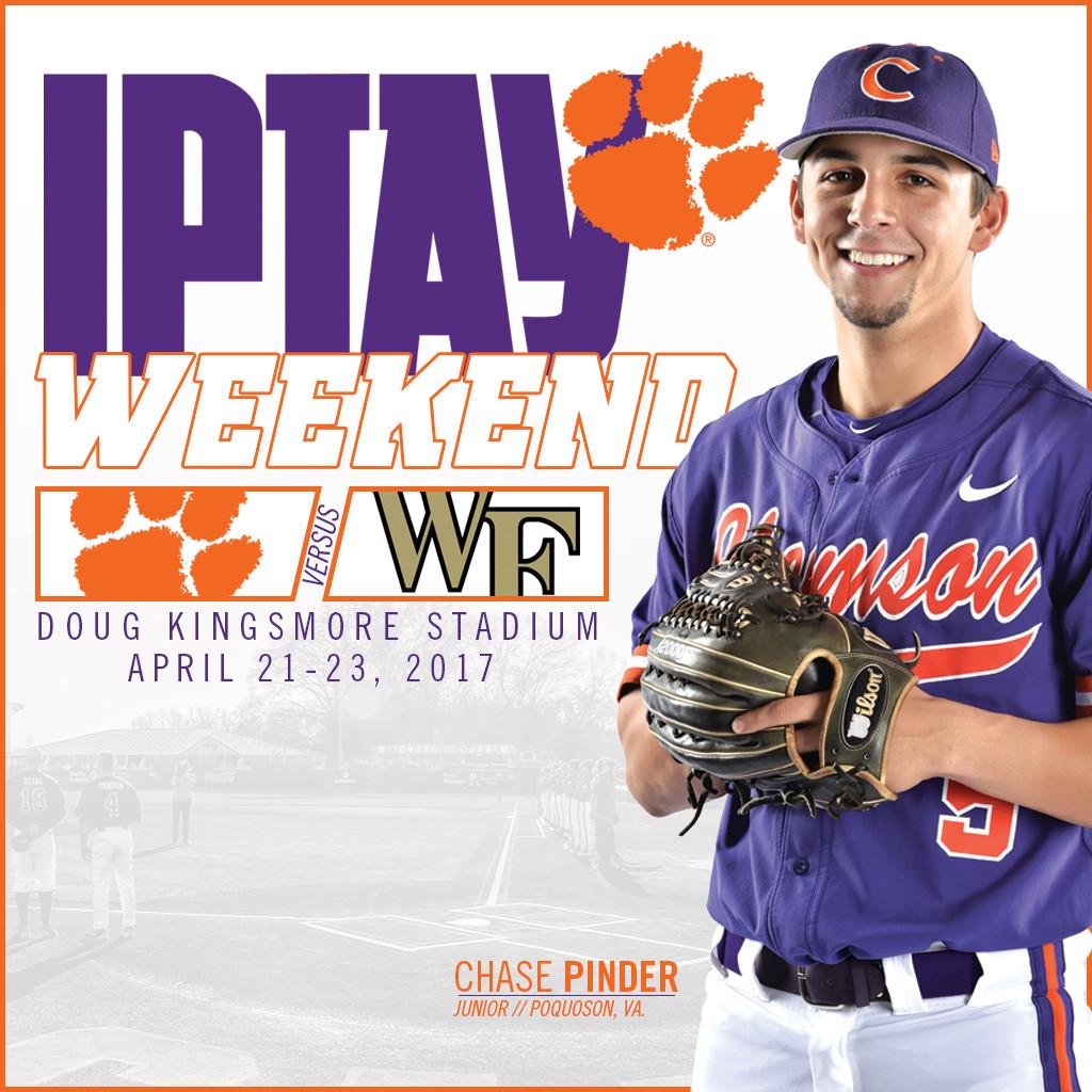 IPTAY Weekend At Baseball Begins This Friday