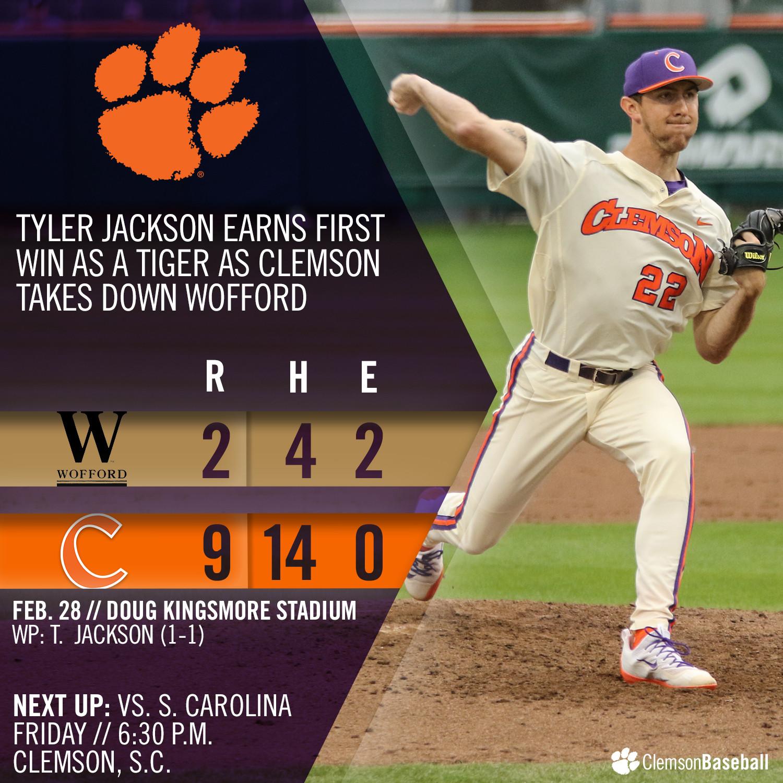 No. 12 Tigers Top Terriers 9-2