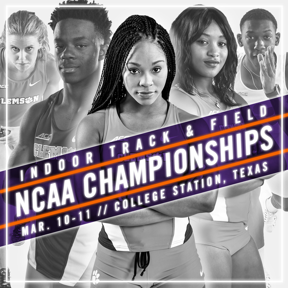 Clemson Takes On NCAA Championships