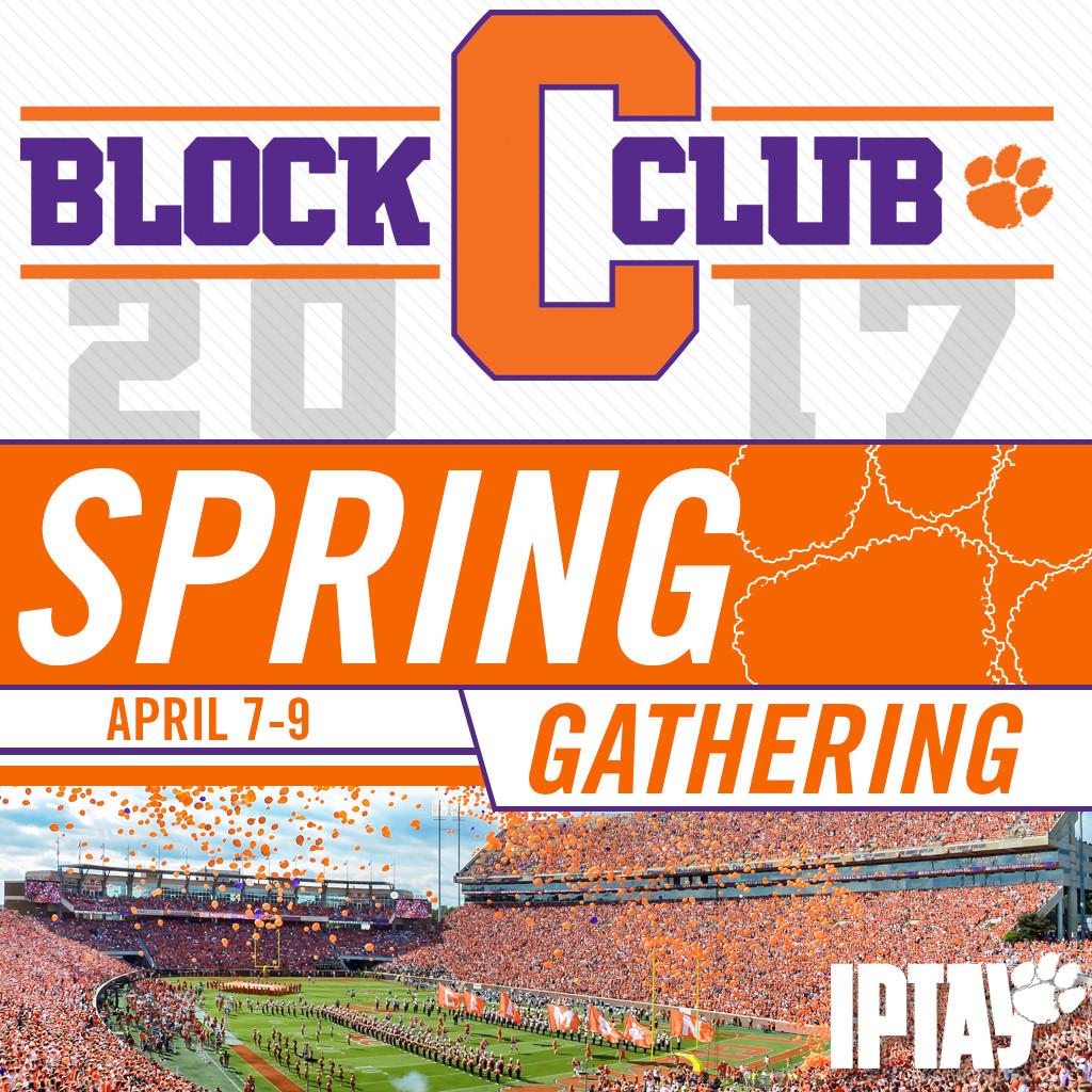 2017 Block C Club Spring Gathering