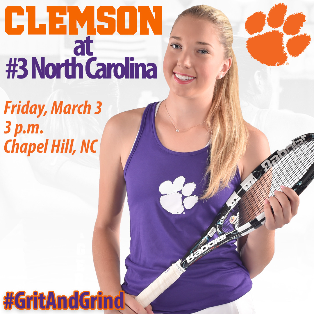 Clemson Faces Two Top-Five Opponents This Weekend